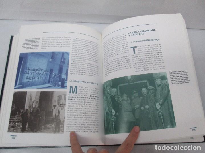 Libros de segunda mano: LA GUERRA CIVIL ESPAÑOLA. LUIS PALACIOS BAÑUELOS. 7 LIBROS. EDICION EDILIBRO. VER FOTOGRAFIAS - Foto 20 - 98874471