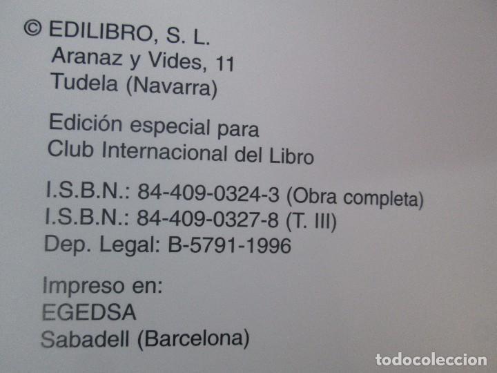 Libros de segunda mano: LA GUERRA CIVIL ESPAÑOLA. LUIS PALACIOS BAÑUELOS. 7 LIBROS. EDICION EDILIBRO. VER FOTOGRAFIAS - Foto 24 - 98874471