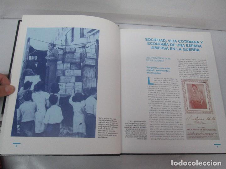 Libros de segunda mano: LA GUERRA CIVIL ESPAÑOLA. LUIS PALACIOS BAÑUELOS. 7 LIBROS. EDICION EDILIBRO. VER FOTOGRAFIAS - Foto 25 - 98874471