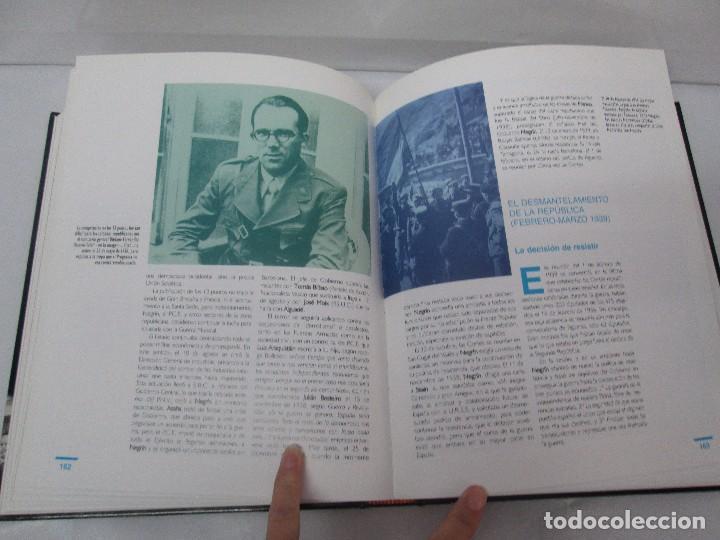 Libros de segunda mano: LA GUERRA CIVIL ESPAÑOLA. LUIS PALACIOS BAÑUELOS. 7 LIBROS. EDICION EDILIBRO. VER FOTOGRAFIAS - Foto 28 - 98874471