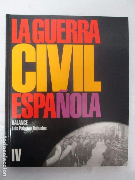 Libros de segunda mano: LA GUERRA CIVIL ESPAÑOLA. LUIS PALACIOS BAÑUELOS. 7 LIBROS. EDICION EDILIBRO. VER FOTOGRAFIAS - Foto 30 - 98874471