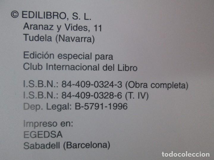 Libros de segunda mano: LA GUERRA CIVIL ESPAÑOLA. LUIS PALACIOS BAÑUELOS. 7 LIBROS. EDICION EDILIBRO. VER FOTOGRAFIAS - Foto 32 - 98874471