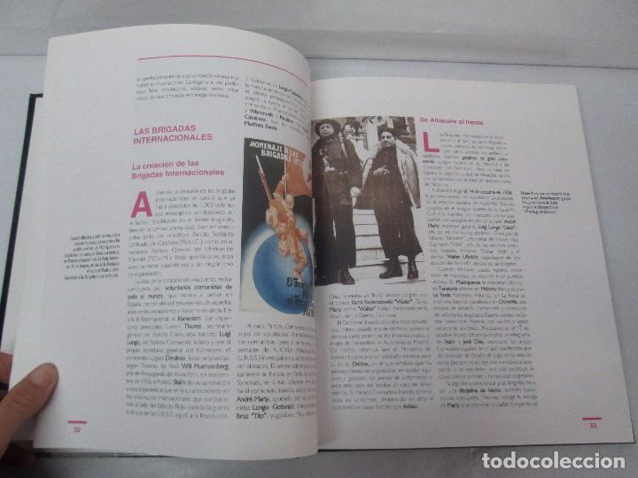 Libros de segunda mano: LA GUERRA CIVIL ESPAÑOLA. LUIS PALACIOS BAÑUELOS. 7 LIBROS. EDICION EDILIBRO. VER FOTOGRAFIAS - Foto 34 - 98874471