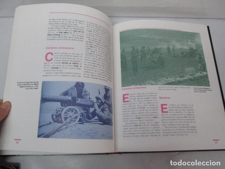 Libros de segunda mano: LA GUERRA CIVIL ESPAÑOLA. LUIS PALACIOS BAÑUELOS. 7 LIBROS. EDICION EDILIBRO. VER FOTOGRAFIAS - Foto 35 - 98874471