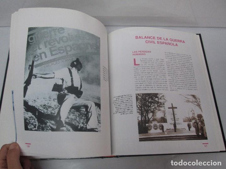 Libros de segunda mano: LA GUERRA CIVIL ESPAÑOLA. LUIS PALACIOS BAÑUELOS. 7 LIBROS. EDICION EDILIBRO. VER FOTOGRAFIAS - Foto 36 - 98874471