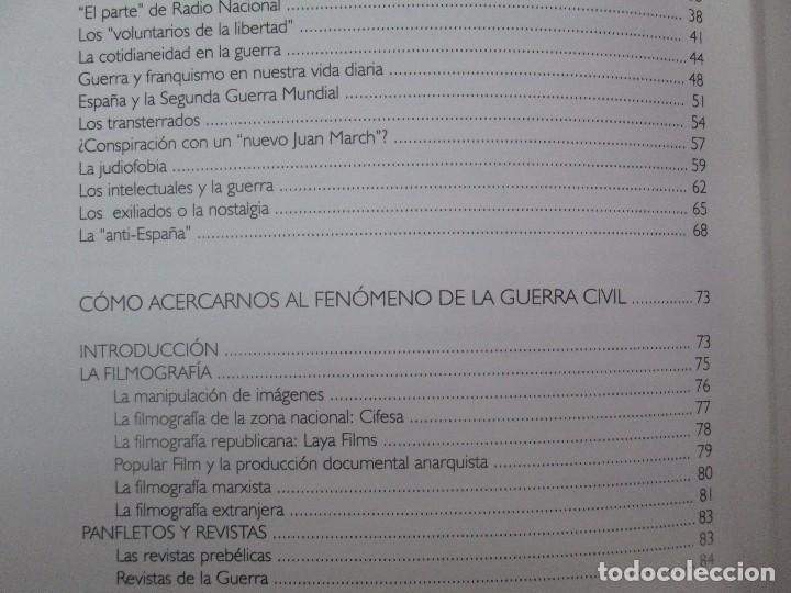 Libros de segunda mano: LA GUERRA CIVIL ESPAÑOLA. LUIS PALACIOS BAÑUELOS. 7 LIBROS. EDICION EDILIBRO. VER FOTOGRAFIAS - Foto 39 - 98874471