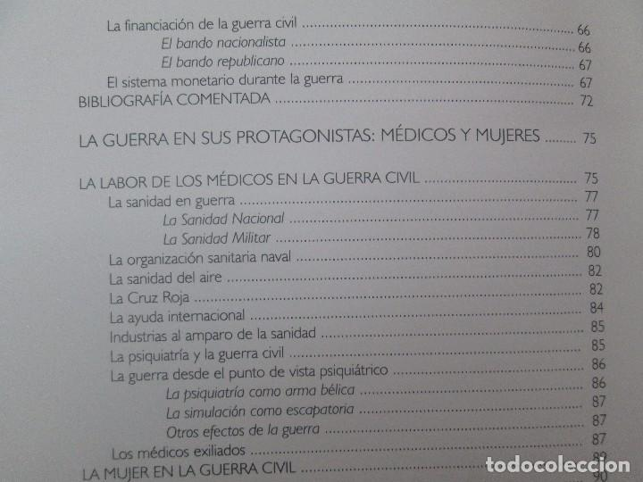 Libros de segunda mano: LA GUERRA CIVIL ESPAÑOLA. LUIS PALACIOS BAÑUELOS. 7 LIBROS. EDICION EDILIBRO. VER FOTOGRAFIAS - Foto 58 - 98874471
