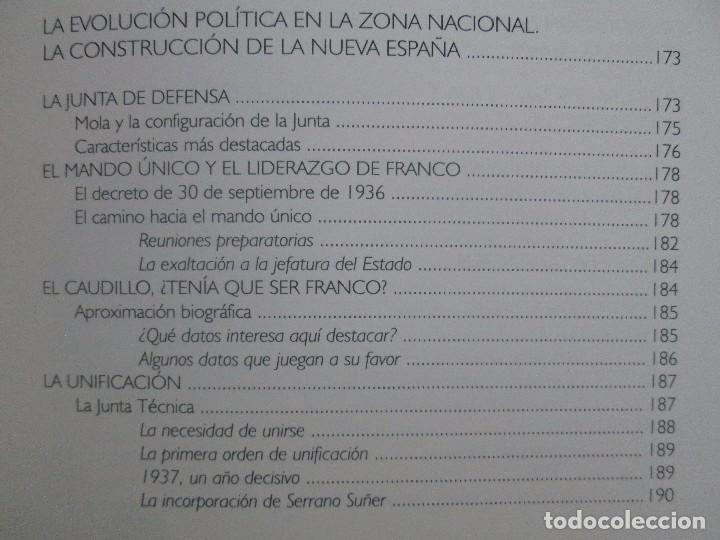 Libros de segunda mano: LA GUERRA CIVIL ESPAÑOLA. LUIS PALACIOS BAÑUELOS. 7 LIBROS. EDICION EDILIBRO. VER FOTOGRAFIAS - Foto 61 - 98874471