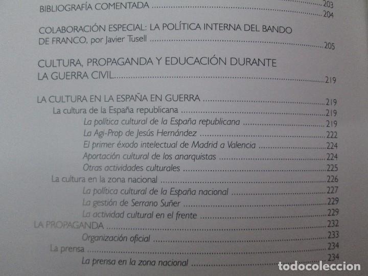 Libros de segunda mano: LA GUERRA CIVIL ESPAÑOLA. LUIS PALACIOS BAÑUELOS. 7 LIBROS. EDICION EDILIBRO. VER FOTOGRAFIAS - Foto 63 - 98874471
