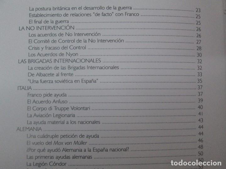 Libros de segunda mano: LA GUERRA CIVIL ESPAÑOLA. LUIS PALACIOS BAÑUELOS. 7 LIBROS. EDICION EDILIBRO. VER FOTOGRAFIAS - Foto 66 - 98874471