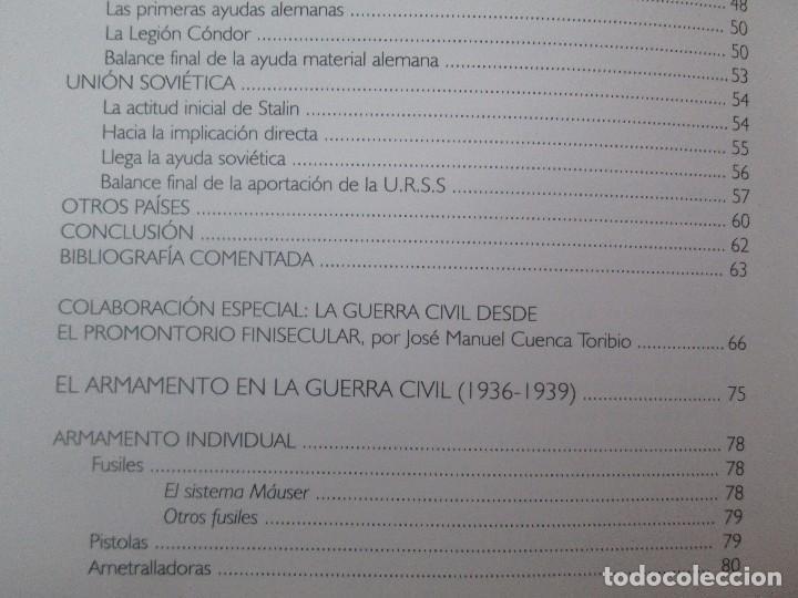 Libros de segunda mano: LA GUERRA CIVIL ESPAÑOLA. LUIS PALACIOS BAÑUELOS. 7 LIBROS. EDICION EDILIBRO. VER FOTOGRAFIAS - Foto 67 - 98874471