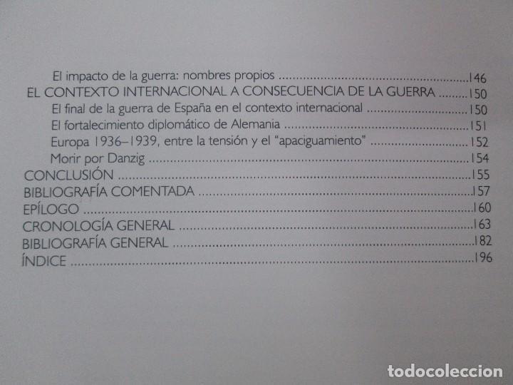 Libros de segunda mano: LA GUERRA CIVIL ESPAÑOLA. LUIS PALACIOS BAÑUELOS. 7 LIBROS. EDICION EDILIBRO. VER FOTOGRAFIAS - Foto 70 - 98874471
