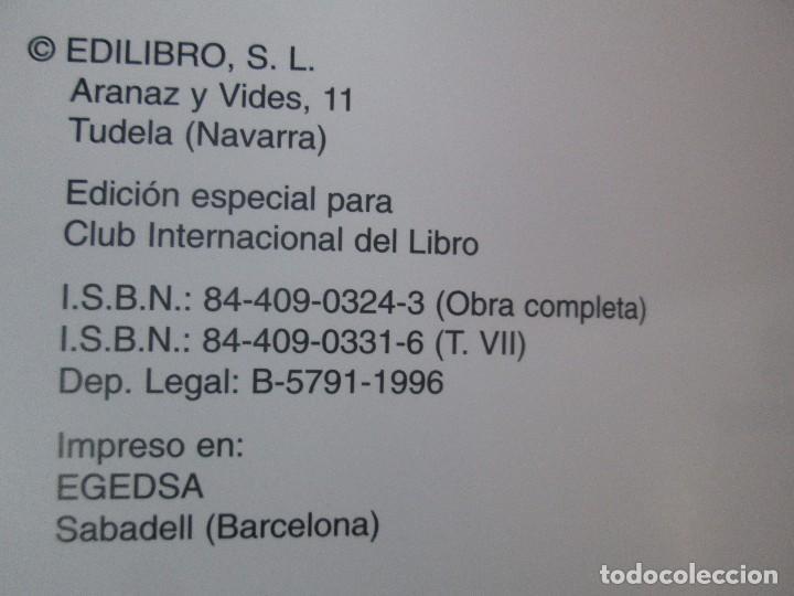 Libros de segunda mano: LA GUERRA CIVIL ESPAÑOLA. LUIS PALACIOS BAÑUELOS. 7 LIBROS. EDICION EDILIBRO. VER FOTOGRAFIAS - Foto 74 - 98874471