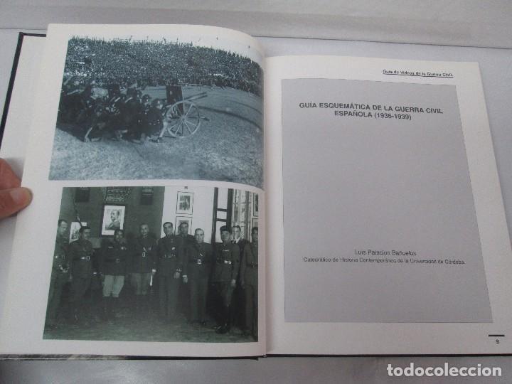 Libros de segunda mano: LA GUERRA CIVIL ESPAÑOLA. LUIS PALACIOS BAÑUELOS. 7 LIBROS. EDICION EDILIBRO. VER FOTOGRAFIAS - Foto 76 - 98874471