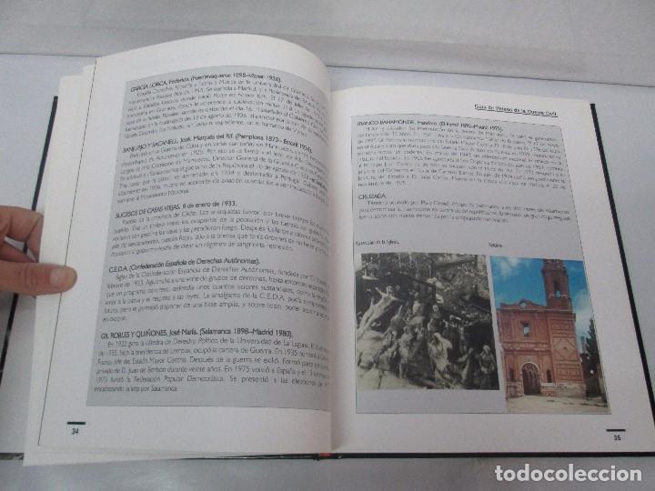 Libros de segunda mano: LA GUERRA CIVIL ESPAÑOLA. LUIS PALACIOS BAÑUELOS. 7 LIBROS. EDICION EDILIBRO. VER FOTOGRAFIAS - Foto 77 - 98874471