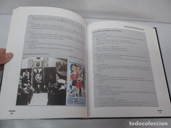 Libros de segunda mano: LA GUERRA CIVIL ESPAÑOLA. LUIS PALACIOS BAÑUELOS. 7 LIBROS. EDICION EDILIBRO. VER FOTOGRAFIAS - Foto 78 - 98874471