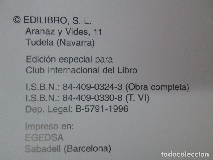 Libros de segunda mano: LA GUERRA CIVIL ESPAÑOLA. LUIS PALACIOS BAÑUELOS. 7 LIBROS. EDICION EDILIBRO. VER FOTOGRAFIAS - Foto 82 - 98874471