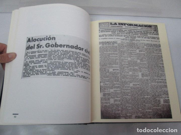 Libros de segunda mano: LA GUERRA CIVIL ESPAÑOLA. LUIS PALACIOS BAÑUELOS. 7 LIBROS. EDICION EDILIBRO. VER FOTOGRAFIAS - Foto 84 - 98874471