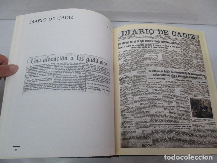 Libros de segunda mano: LA GUERRA CIVIL ESPAÑOLA. LUIS PALACIOS BAÑUELOS. 7 LIBROS. EDICION EDILIBRO. VER FOTOGRAFIAS - Foto 85 - 98874471