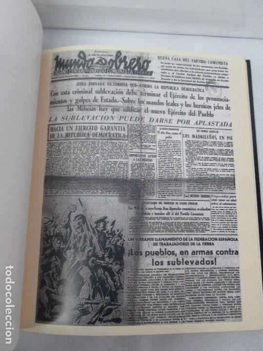 Libros de segunda mano: LA GUERRA CIVIL ESPAÑOLA. LUIS PALACIOS BAÑUELOS. 7 LIBROS. EDICION EDILIBRO. VER FOTOGRAFIAS - Foto 86 - 98874471