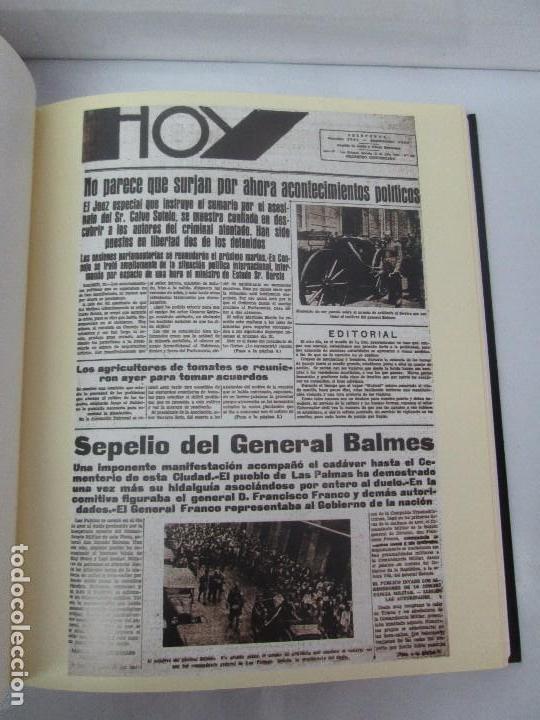 Libros de segunda mano: LA GUERRA CIVIL ESPAÑOLA. LUIS PALACIOS BAÑUELOS. 7 LIBROS. EDICION EDILIBRO. VER FOTOGRAFIAS - Foto 87 - 98874471