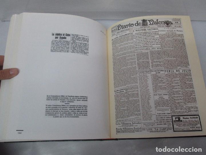 Libros de segunda mano: LA GUERRA CIVIL ESPAÑOLA. LUIS PALACIOS BAÑUELOS. 7 LIBROS. EDICION EDILIBRO. VER FOTOGRAFIAS - Foto 88 - 98874471