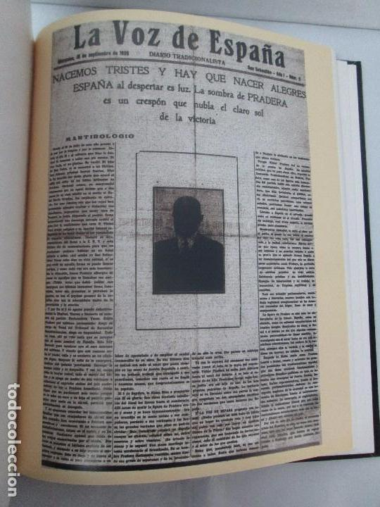 Libros de segunda mano: LA GUERRA CIVIL ESPAÑOLA. LUIS PALACIOS BAÑUELOS. 7 LIBROS. EDICION EDILIBRO. VER FOTOGRAFIAS - Foto 89 - 98874471
