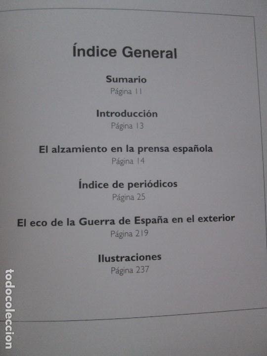 Libros de segunda mano: LA GUERRA CIVIL ESPAÑOLA. LUIS PALACIOS BAÑUELOS. 7 LIBROS. EDICION EDILIBRO. VER FOTOGRAFIAS - Foto 91 - 98874471