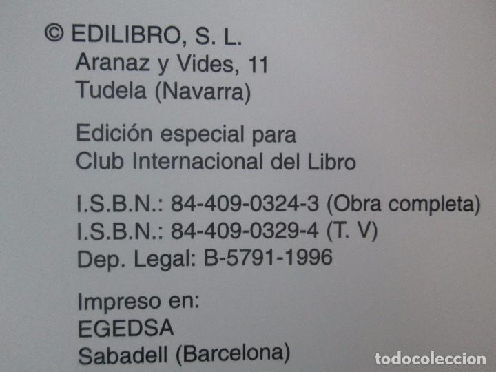 Libros de segunda mano: LA GUERRA CIVIL ESPAÑOLA. LUIS PALACIOS BAÑUELOS. 7 LIBROS. EDICION EDILIBRO. VER FOTOGRAFIAS - Foto 94 - 98874471