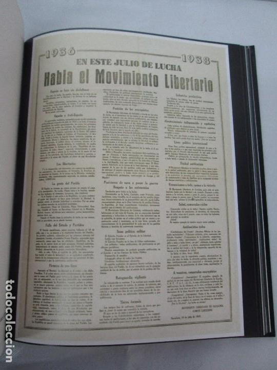 Libros de segunda mano: LA GUERRA CIVIL ESPAÑOLA. LUIS PALACIOS BAÑUELOS. 7 LIBROS. EDICION EDILIBRO. VER FOTOGRAFIAS - Foto 102 - 98874471