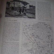 Libros de segunda mano: EL SITIO DE MADRID. GUERRA CIVIL. ARTÍCULO FOTOGRÁFICO. 1936. L'ILLUSTRATION.. Lote 99531323