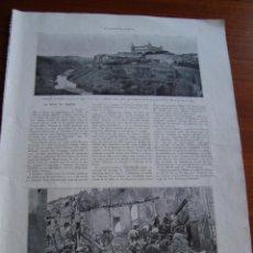 Libros de segunda mano: LA TOMA DE TOLEDO. REPORTAJE ILUSTRADO. REVISTA L'ILLUSTRATIÓN. PARÍS, 1937.. Lote 99532223
