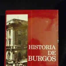 Libros de segunda mano: HISTORIA DE BURGOS-IV (EDAD CONTEMPORÁNEA-1). Lote 102649867