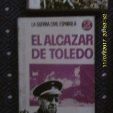 Libros de segunda mano: LIBRO Nº 1235 EL ALCAZAR DE TOLEDO DE RAFAEL BALLESTER. Lote 103060163