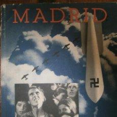 Libros de segunda mano: MADRID FOTOLIBRO 1937 GUERRA CIVIL REPUBLICA ESPAÑOLA CATALUÑA. Lote 103864831