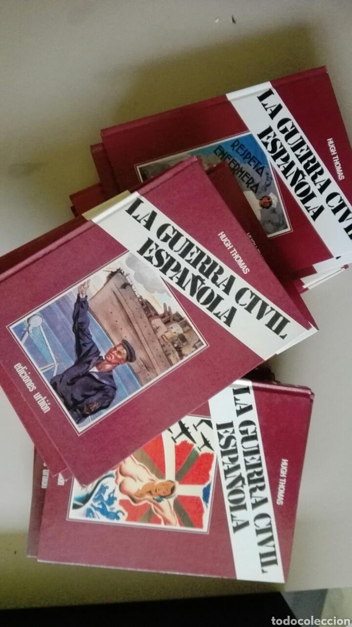 COLECCION GUERRA CIVIL ESPAÑOLA. HUGH THOMAS (Libros de Segunda Mano - Historia - Guerra Civil Española)