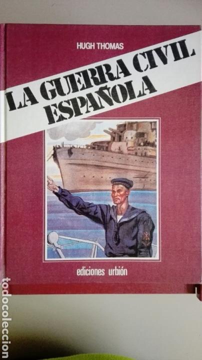 Libros de segunda mano: Coleccion Guerra Civil española. Hugh Thomas - Foto 4 - 103873580