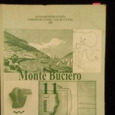 Libros de segunda mano: GUTIERREZ FLORES Y GUDIN DE LA LAMA: CUATRO DERROTEROS MILITARES DE LA GUERRA CIVIL EN CANTABRIA. Lote 103789283
