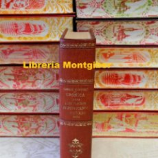 Libros de segunda mano: CRONICA DE UNA EMIGRACION . ( LA DE LOS REPUBLICANOS ESPAÑOLES EN 1939) . AUTOR : MARTINEZ, CARLOS . Lote 109848035