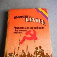 Libros de segunda mano: MEMORIAS DE UN LUCHADOR. TOMO I. Lote 111714915