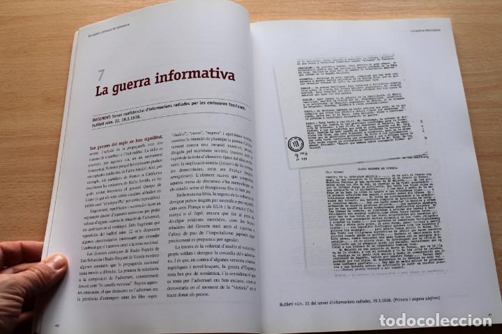 Libros de segunda mano: Martí Marín i Dídac Micaló - Els papers confiscats de Salamanca - Sàpiens / El Periódico - Foto 4 - 112325931