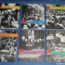 Libros de segunda mano: LOTE DE LOS 6 PRIMEROS TOMOS DE EL FRANQUISMO AÑO A AÑO BIBLIOTECA EL MUNDO. Lote 112818912