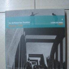 Libros de segunda mano: SE DEFINEN LOS FRENTES. AGOSTO DE 1936. IGNACIO MERINO. UNIDAD EDITORIAL 2005. Lote 182501953