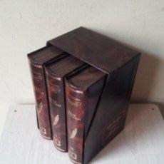 Libros de segunda mano: JULIAN BESTEIRO - OBRAS COMPLETAS EN ESTUCHE DE LUJO 3 TOMOS - 1ª EDICION CREDILIBRO 1983. Lote 113782235