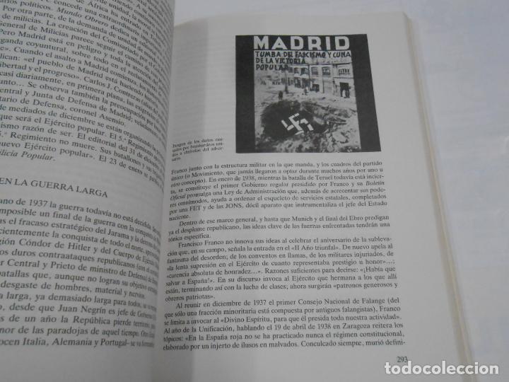 Libros de segunda mano: LA GUERRA CIVIL ESPAÑOLA 50 AÑOS DESPUÉS. MANUEL TUÑÓN DE LARA. JULIO AROSTEGUI. TDK312 - Foto 2 - 115182891