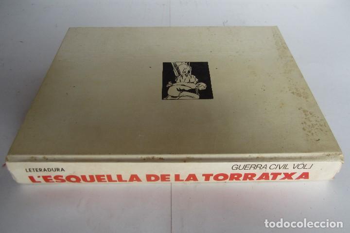 Libros de segunda mano: L´esquella de la Torratxa. Guerra Civil Vol. I 1936. Números del 2975 al 2995. Reedición 1979 - Foto 2 - 116556443