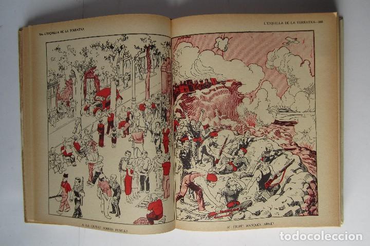 Libros de segunda mano: L´esquella de la Torratxa. Guerra Civil Vol. I 1936. Números del 2975 al 2995. Reedición 1979 - Foto 11 - 116556443