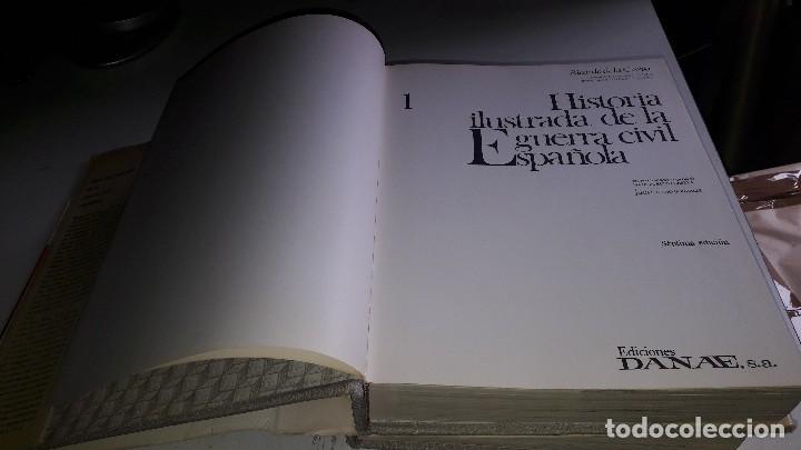 Libros de segunda mano: HISTORIA ILUSTRADA DE LA GUERRA CIVIL ESPAÑOLA...2 TOMOS....1975... - Foto 2 - 116900783