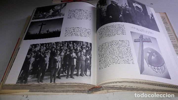 Libros de segunda mano: HISTORIA ILUSTRADA DE LA GUERRA CIVIL ESPAÑOLA...2 TOMOS....1975... - Foto 6 - 116900783