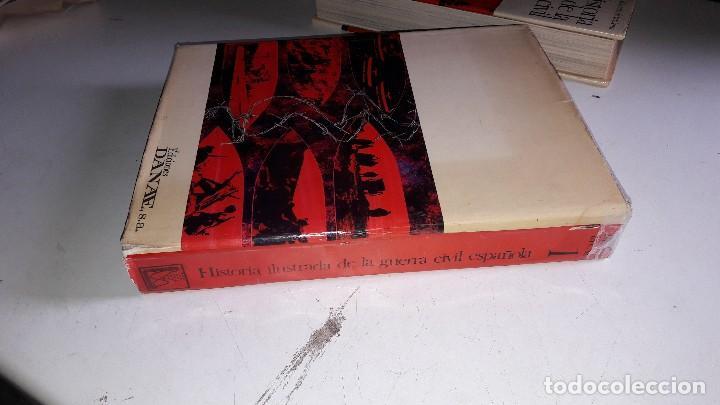 Libros de segunda mano: HISTORIA ILUSTRADA DE LA GUERRA CIVIL ESPAÑOLA...2 TOMOS....1975... - Foto 8 - 116900783